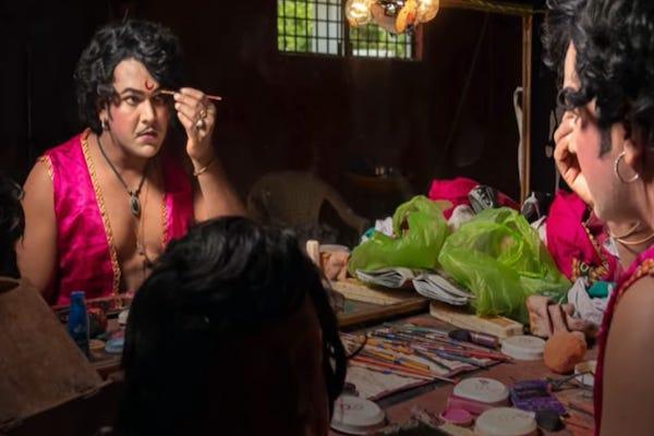 Surabhi Theatre group surviving against odds
