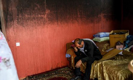 Heavy shelling and civilian casualties dash hopes for Karabakh ceasefire