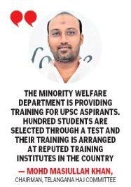Uplifting minorities