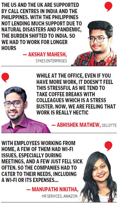 'Work From Home' euphoria fading away