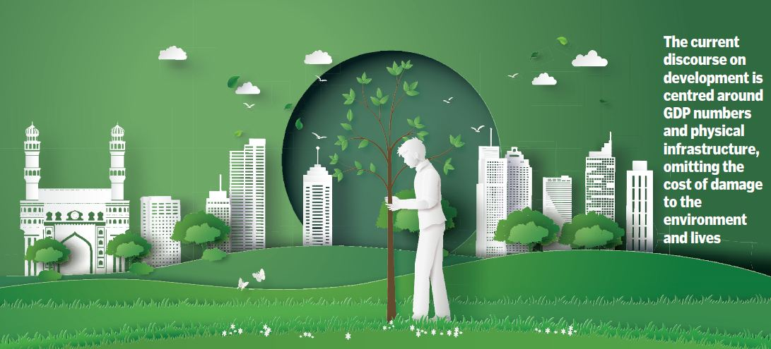 Green politics now and in future