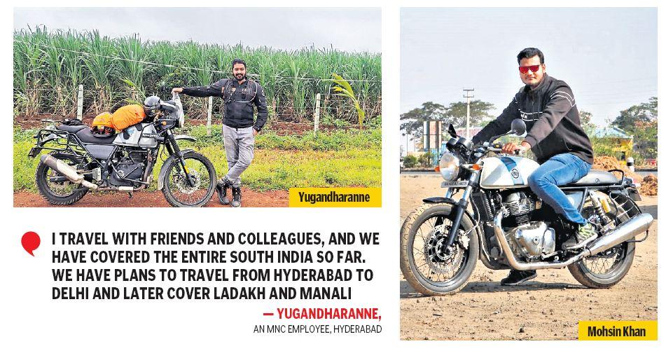 Bikers of Hyderabad