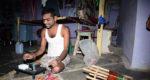 Meet Gottimukkala Ramesh, a differently-abled handloom weaver