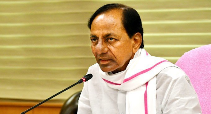 I will be CM for next 10 years: KCR