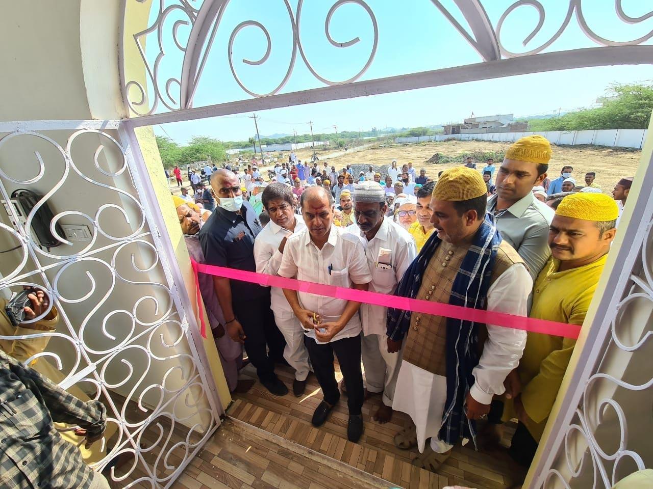 GWMC develops 'Ghusul Khana' to help Muslims bathe bodies before burial in Kazipet