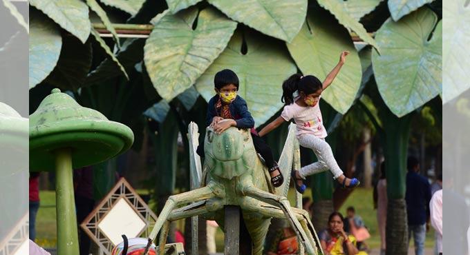 Hyderabad parks