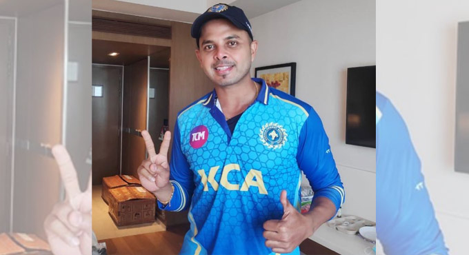Sreesanth takes five wickets as Kerala down Uttar Pradesh
