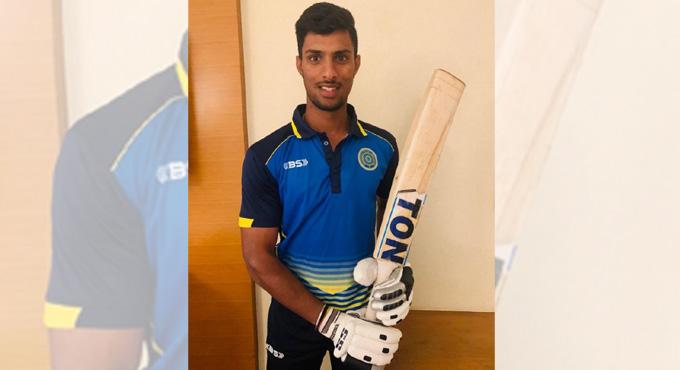 Tilak Varma, Milind star in Hyderabad's big win