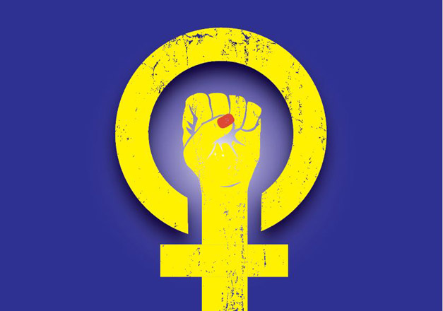 political field for women