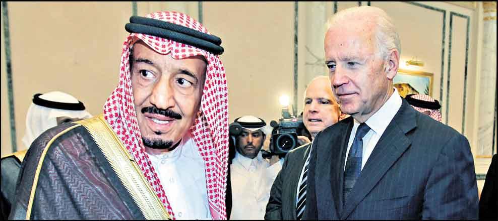 repressive Saudi