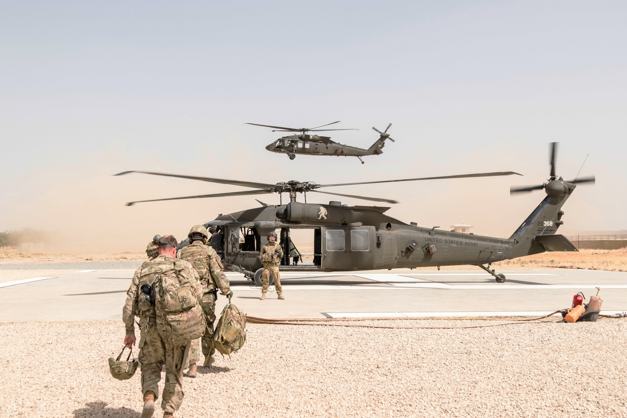 US troops to exit from Afghanistan
