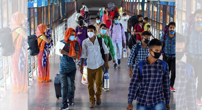 COVID-19: India hits record high of over 2 lakh new infections