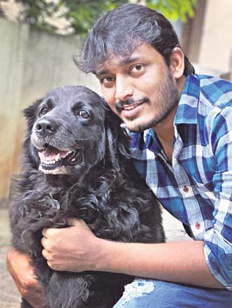 People turn to pets for positivity in pandemic