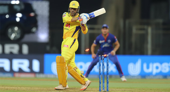 Dhoni fined for maintaining slow over-rate against Delhi Capitals