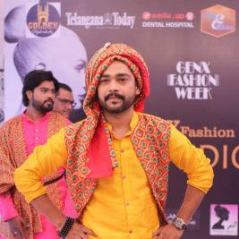 Genx Fashion Week held in Hyderabad