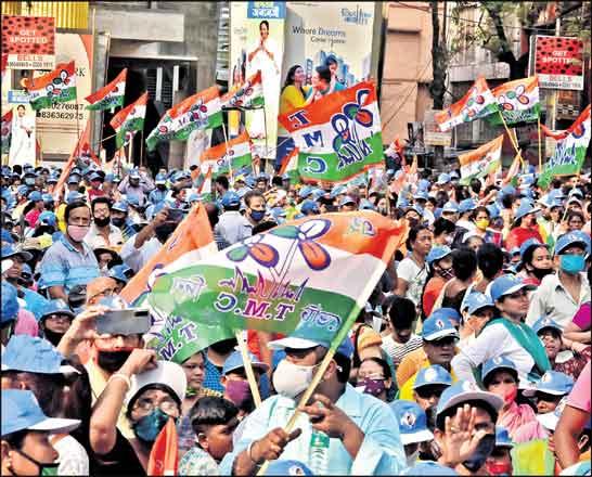 National Vs regional politics