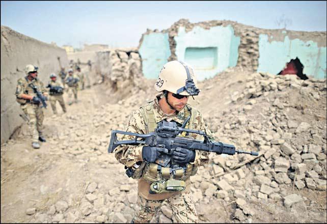 Biden's Afghan move