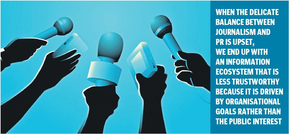 PR and Journalism