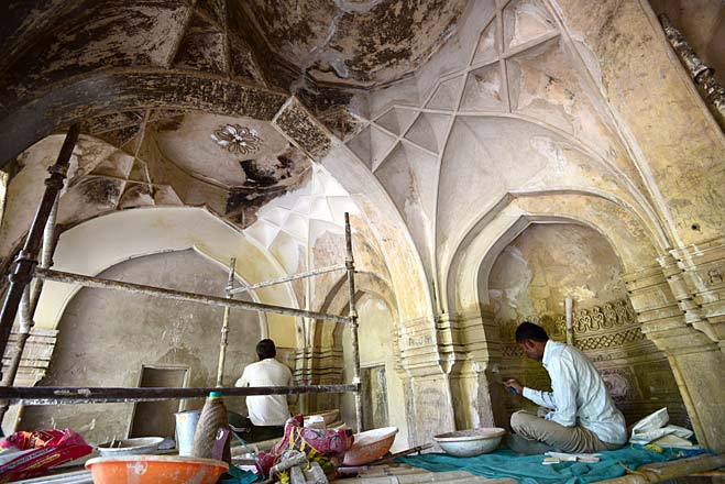 Qutb Shahi Tombs gets makeover