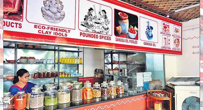 'Modati Mudda', a complete millet restaurant